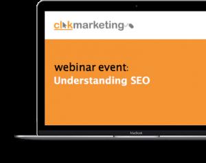 Understanding SEO Webinar