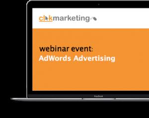 AdWords Advertising Webinar