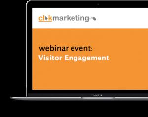Visitor Engagement Webinar
